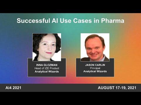 Successful AI Use Cases of AI in Pharma