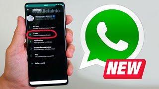 Nueva Actualizacion De Whatsapp Y... Sorpresa 😳