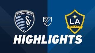 Sporting Kansas City vs. LA Galaxy | HIGHLIGHTS - May 29, 2019