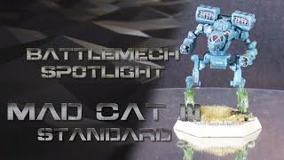 BattleTech BattleMech Spotlight - Mad Cat III Standard - Clan Medium Mech