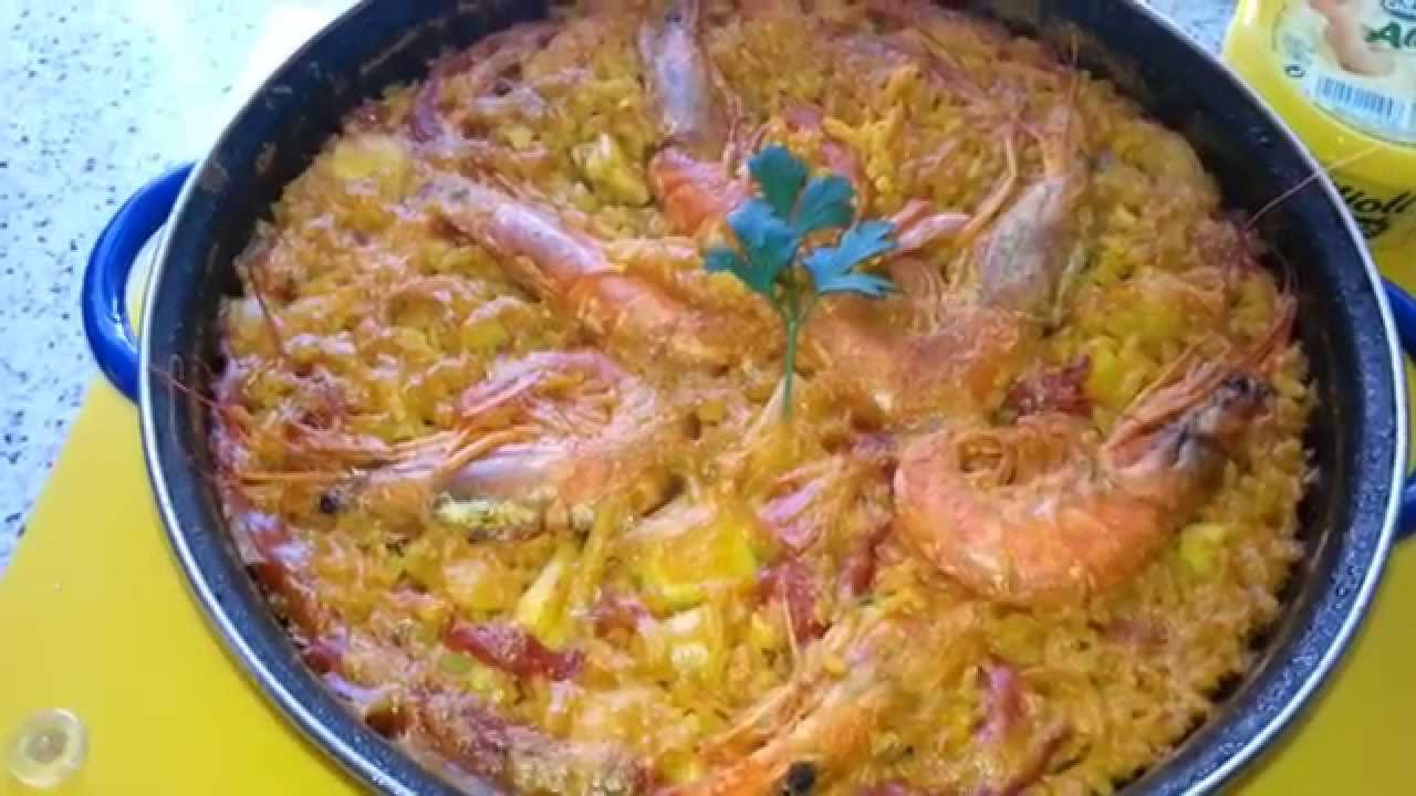 ARROZ A BANDA - YouTube