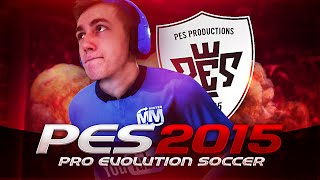 MY FIRST ONLINE GAME - PES 2015