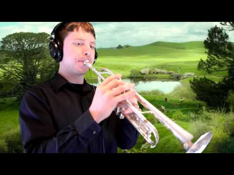 Concerning Hobbits from Lord of the Rings Trumpet