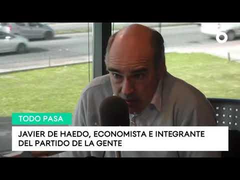 Javier De Haedo sobre la reforma de la Caja Militar