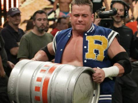 WWE NXT: NXT Rookie Challenge - The Keg Carry