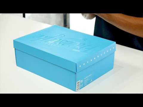 UNBOXING: The $46,000 Doernbecher Jordan