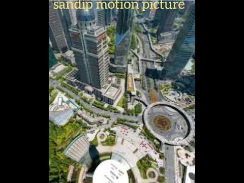 24.9 Billion Pixel Image of Shanghai