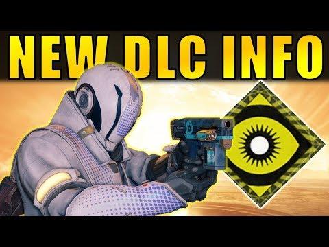 Destiny 2: NEW DLC INFO! Locations, Activities, Perks! TRIAL VERSION! | Curse of Osiris