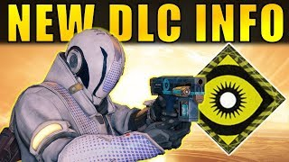 Destiny 2: NEW DLC INFO! TRIAL VERSION! | Curse of Osiris