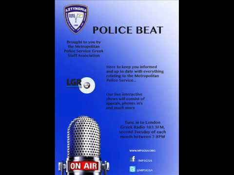 Police Beat - Series 1, Episode 1 -  11.11.14