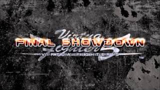 virtua fighter 5 final showdown ost jean kujo training room