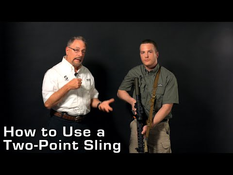 How to Use a Two-Point Sling