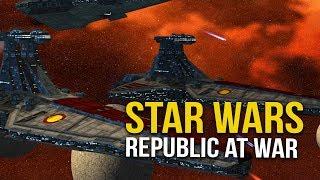 STAR WARS REPUBLIC AT WAR! Ep 18