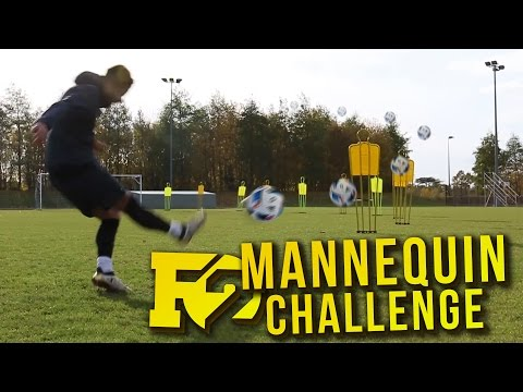 THE ULTIMATE MANNEQUIN CHALLENGE