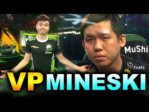VP vs MINESKI - TOP 8 ELIMINATION #TI8 - THE INTERNATIONAL 2018 DOTA 2
