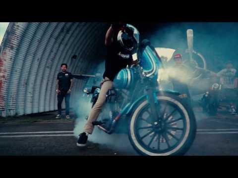 [Teaser1] FXR-FXD SHOW DOWN 2016 -CNX Thailand 11dec 2016 -Harley Dyna-[twenty one pilots: Heathens]