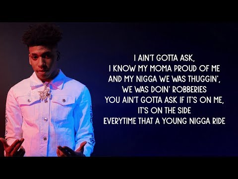 NLE Choppa - Side (Lyrics)