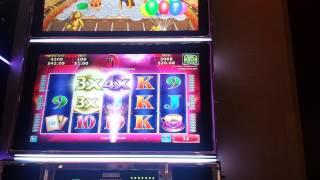 Gypsy Fire slot machine bonus! Retrigger