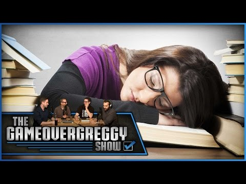 Sleep Deprivation - The GameOverGreggy Show Ep. 64 (Pt. 3)
