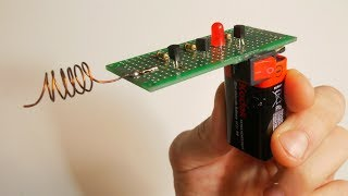Useful Homemade Invention - Finder Hidden Cable Detector