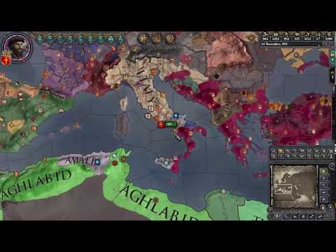 *PSI Live* - Crusader Kings II [Multiplayer] (Patricians of Amalfi) - Part 5: The Doge Speaks