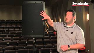 JBL EON615 Powered PA Speaker Overview - Sweetwater Sound
