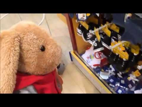 Kayla Build A Bear Shopping (read Caption!!)