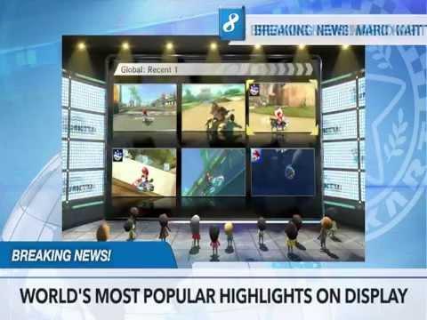 Mario Kart 8 - Reacción y Hablando sobre el Direct del 30 de Abril