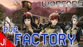 WARFACE PVP | PLANT THE BOMB | FACTORY | CLAN KAOZ | PC GAMEPLAY