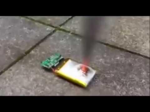 Batre Hp Bocor Youtube