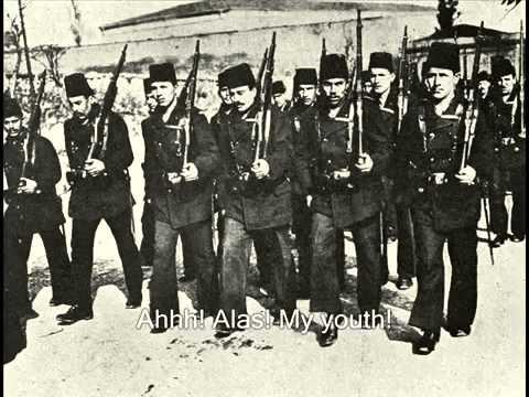 Turkish old Gallipoli Folk Song (Turkish Song) Çanakkale Türküsü