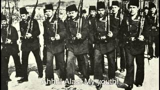 Turkish old Gallipoli Folk Song (Turkish Song) Çanakkale Türküsü
