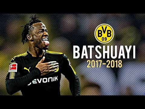 ALL GOALS OF BATSHUAYI FOR BORUSSIA DORTMUND