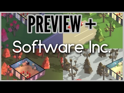 Preview + Software Inc. [Early Access]