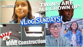 Baixar Vlog Sundays | Twins are GROWN😭 #TWINCAM, More Construction!! EP4