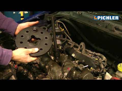 PICHLER Universal Injector Removal Kit For Seized And Sroken Injectors