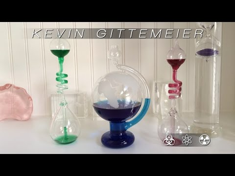 How To Fill a Glass Barometer
