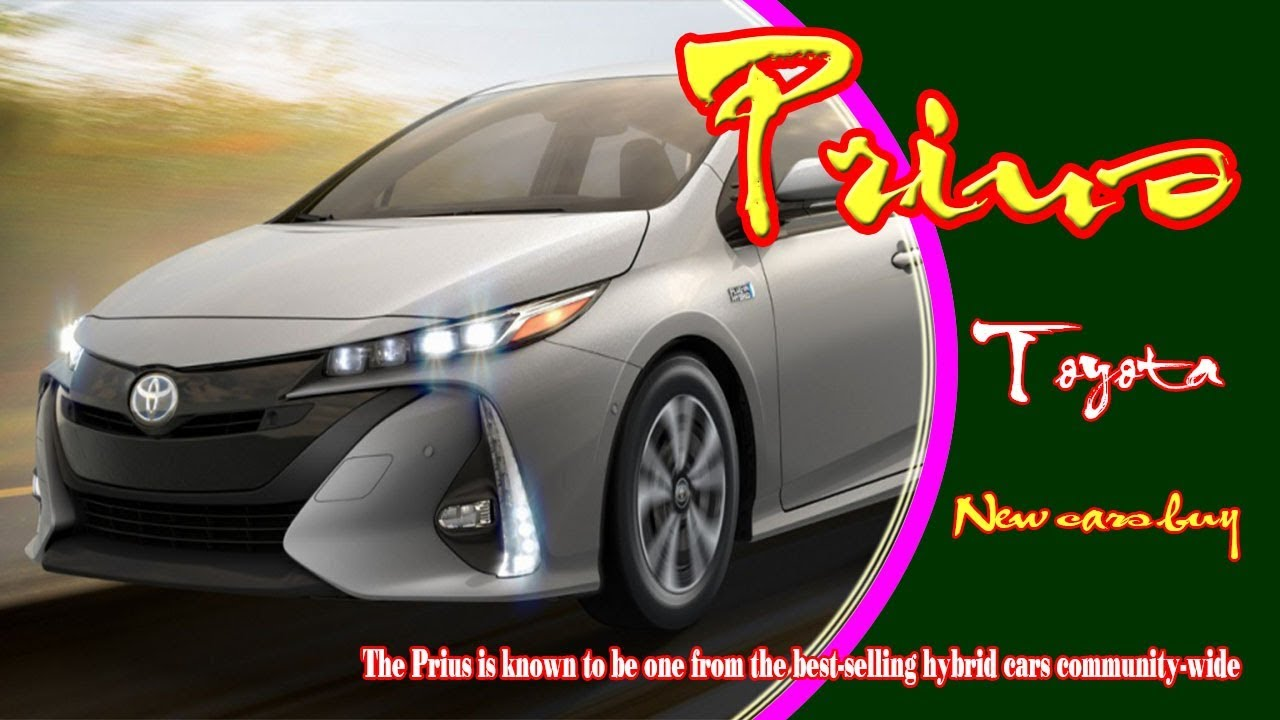 Newcars 2020toyotaprius Toyotaprius