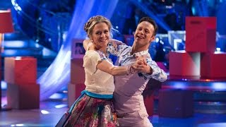 Kellie Bright & Kevin Clifton Waltz to