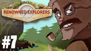Baer Is A Renowned Explorer (Pt. 7) - HEY ABBOT!