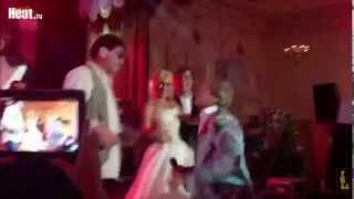 Лепс и Басков- самый лучший день (свадьба Леры Кудрявцевой)