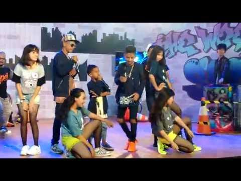 Gue Kece - Lil Rascal at The Weekend