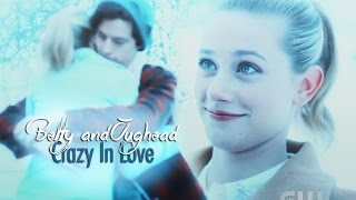 betty and jughead    crazy in love 1x13