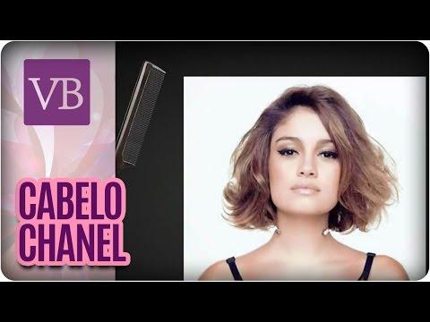 Como ter o corte de cabelo Chanel? - Você Bonita (12/10/16)