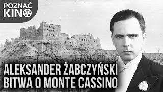 Aleksander Żabczyński - przedwojenny aktor, walczący pod Monte Cassino | Poznać kino