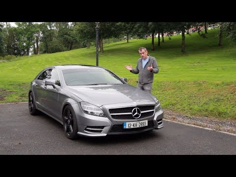 Mercedes CLS AMG 350cdi Sports 2012 | still the best in class? | User review