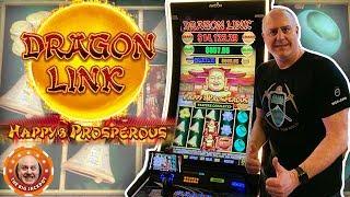 HIGH LIMIT 🔥Double Dragon Link! 🔥 Happy Prosperous BIG WIN$