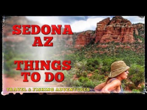 THINGS TO DO IN SEDONA, AZ - RED ROCK STATE PARK  (Grand Canyon VLOG 5)