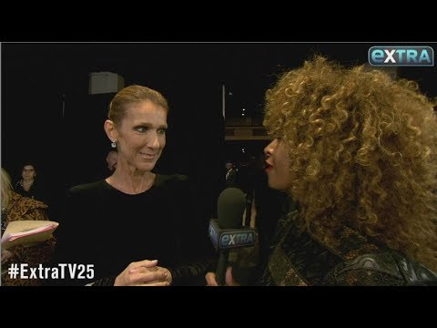 Lisa St. Regis - Celine Dion Shares What it was Really Like to sing with Aretha Franklin
