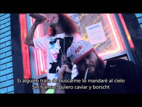 Action Bronson - Bird On A Wire ft. Riff Raff (Subtitulado en Español)
